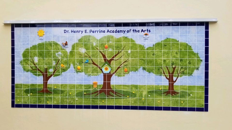 Customized Mural Tile